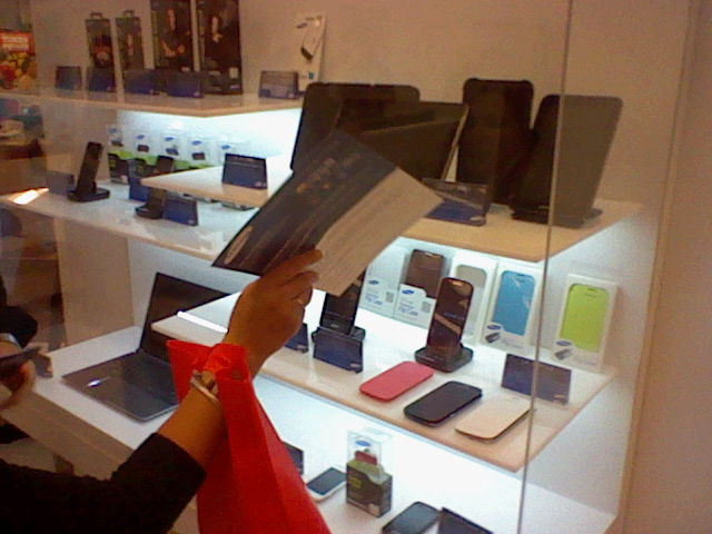 Samsung mobile devices