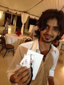 Ameen Arshal of Rakuten